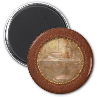 Doctor - Research 2 Inch Round Magnet