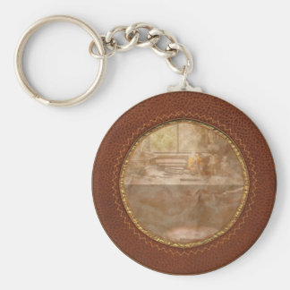 Doctor - Research Basic Round Button Keychain