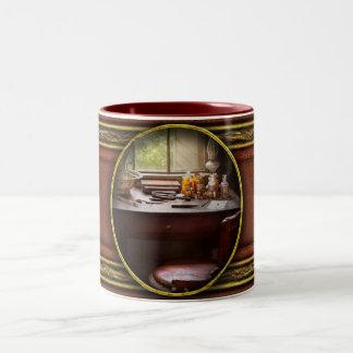 Doctor - Research Two-Tone Coffee Mug