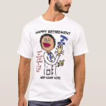 Doctor Retirement Humor T-Shirt