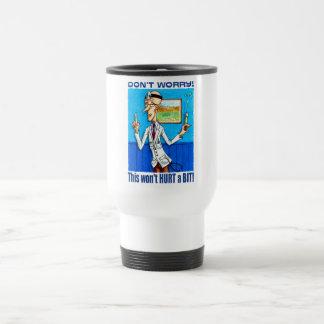 Doctor Says Don't Worry Travel Mug
