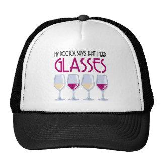 Doctor Says I Need Glasses Trucker Hat