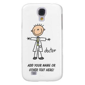 Doctor Stick Figure Samsung S4 Case