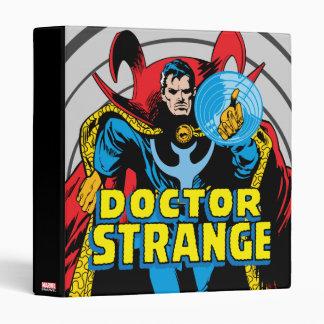 Doctor Strange Powers Binder