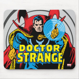 Doctor Strange Powers Mouse Pad
