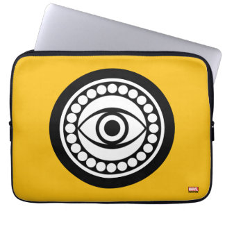 Doctor Strange Retro Icon Laptop Sleeve