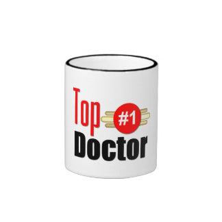 Doctor superior tazas de café