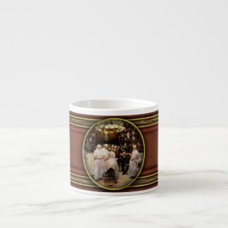 Doctor - Surgeon - Standing room only 1902 Espresso Cup