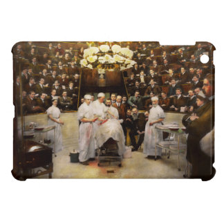 Doctor - Surgeon - Standing room only 1902 iPad Mini Cover