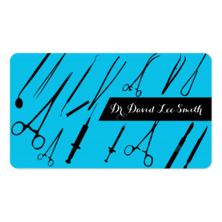 Doctor / Surgeon / Surgeon assistant Business Card
