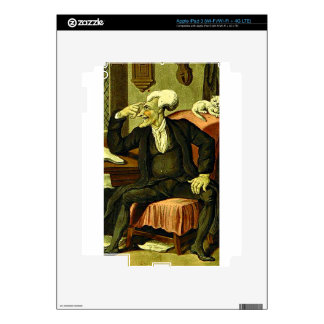 Doctor Syntax iPad 3 Decal