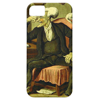 Doctor Syntax iPhone SE/5/5s Case