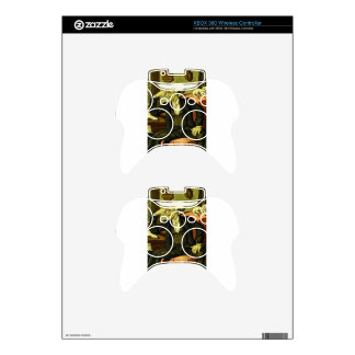 Doctor Syntax Xbox 360 Controller Decal