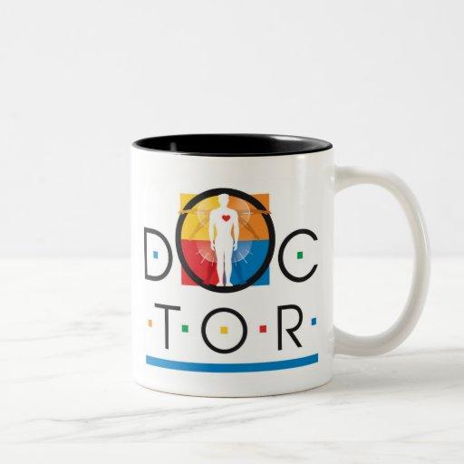 """""""Doctor"""" taza"""
