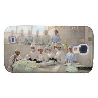 Doctor - teatro de operación 1905 carcasa para galaxy s4