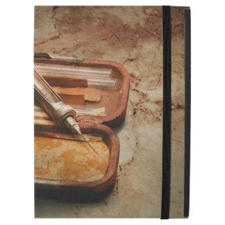 "Doctor - The Hypodermic Syringe iPad Pro 12.9"" Case"