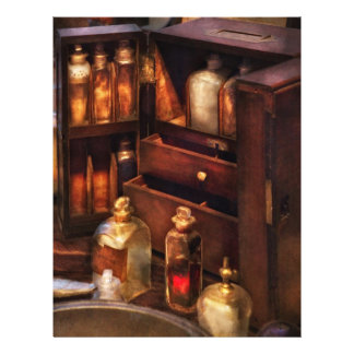 Doctor - The medicine cabinet Custom Flyer