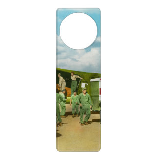 Doctor  - Transferring the wounded Door Knob Hangers