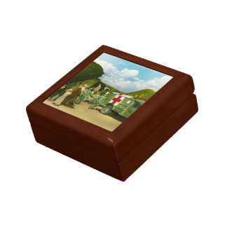 Doctor  - Transferring the wounded Gift Boxes