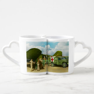 Doctor  - Transferring the wounded Lovers Mug Set