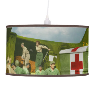 Doctor  - Transferring the wounded Pendant Lamp