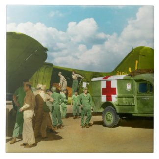 Doctor  - Transferring the wounded Tile