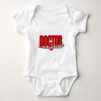 DOCTOR Venereologist del LOGOTIPO Body Para Bebé