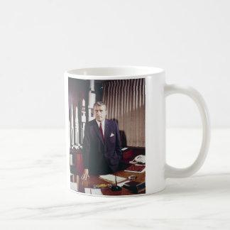 Doctor Wernher von Braun Portrait Classic White Coffee Mug