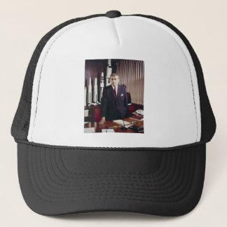 Doctor Wernher von Braun Portrait Trucker Hat
