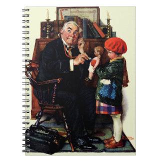 Doctor y la muñeca cuadernos