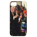 Doctor y la muñeca iPhone 5 cárcasa