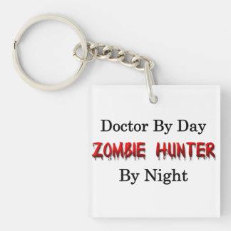 Doctor/Zombie Hunter Keychain