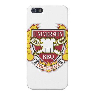 Doctorado del Bbq iPhone 5 Cobertura