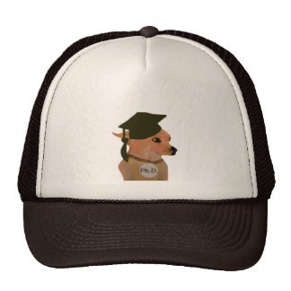 Doctoral Canine Trucker Hat