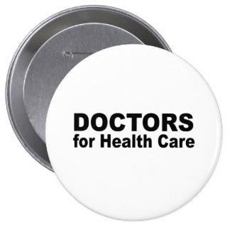 Doctores para la atención sanitaria pin