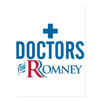 Doctores Tarjetas Postales