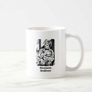 Doctors Deliver Coffee Mug