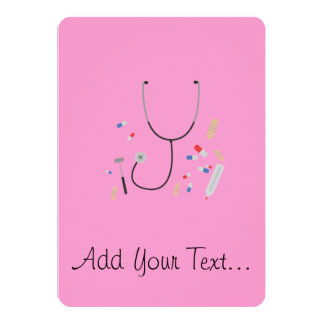doctors equipment card