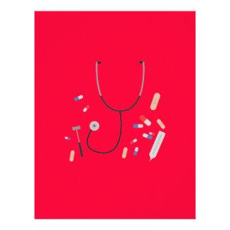 doctors equipment flyer
