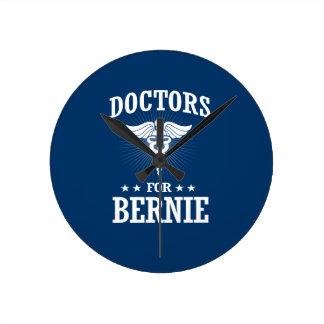 DOCTORS FOR BERNIE SANDERS ROUND CLOCK