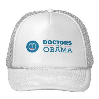 Doctors for Obama Trucker Hat