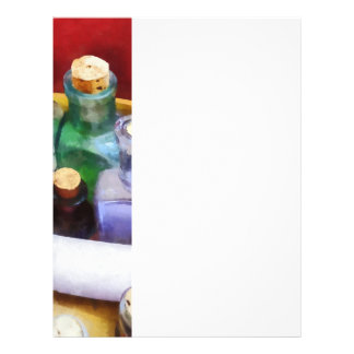 Doctors - Medicine Bottles and Bandages Flyer