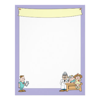 Doctor's Office Letterhead