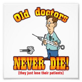 Doctors Photo Print
