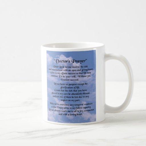 Doctors Prayer Mug