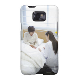 Doctor's rounds galaxy SII case