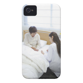 Doctor's rounds iPhone 4 Case-Mate case