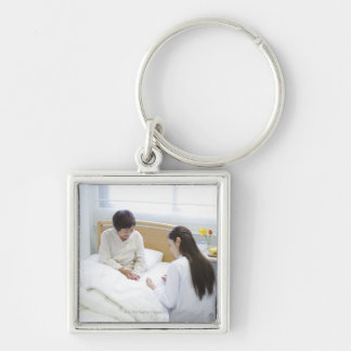 Doctor's rounds keychain