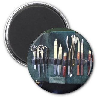 Doctors - Surgical Instruments Circa Civil War': Fridge Magnet