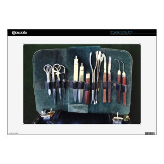 Doctors - Surgical Instruments Circa Civil War': Skin For Laptop